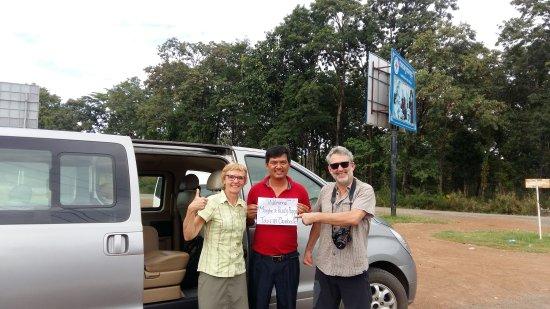 Cambodia Taxi Transfer