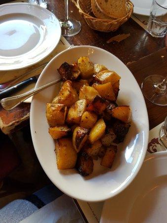 Trattoria Lo Stracotto: Patate arrosto
