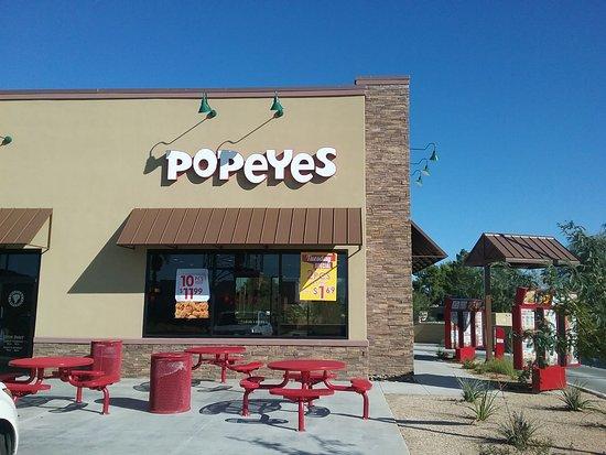 Popeye S Louisiana Kitchen Glendale Restaurant Reviews