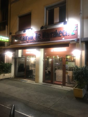 Le marrakech grenoble 13 avenue general champon restaurant avis num ro de t l phone - Restaurant le garage grenoble ...