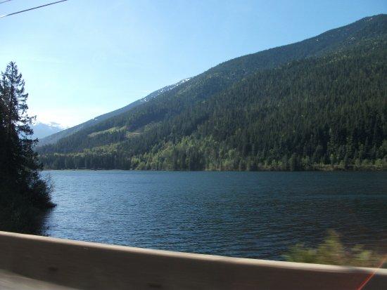 Mount Revelstoke National Park: Lake Revelstoke