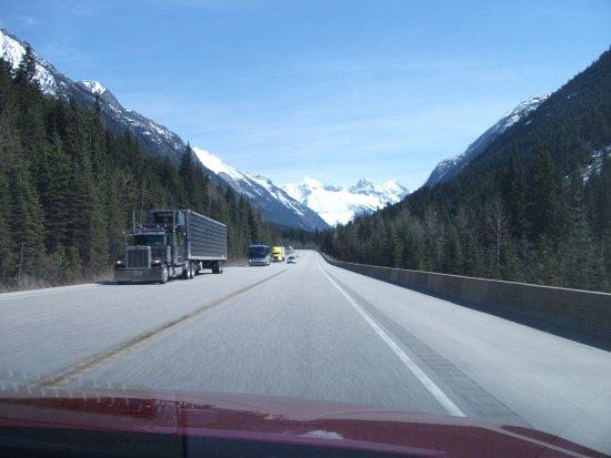 Mount Revelstoke National Park : Canada 1 door Revelstoke National Park