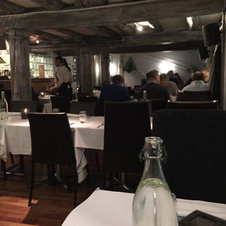 havfruen restaurant trondheim Stavern