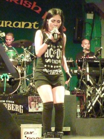 Samui Shamrock : Band were really good!