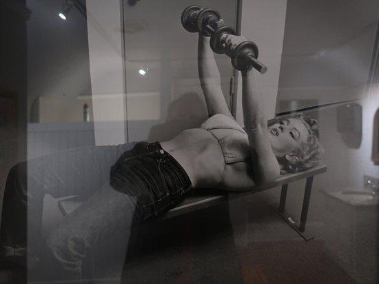 Poster in the men's room