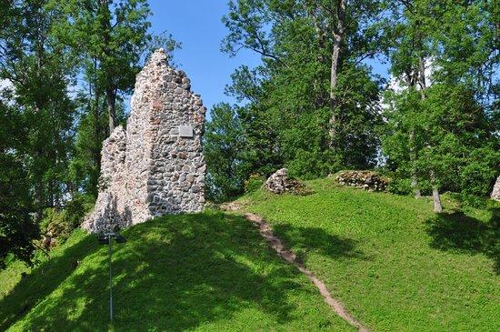 Helme Order Castle