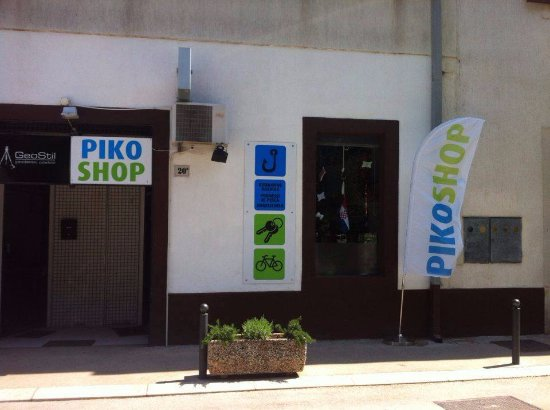 Piko Shop - fishing & camping