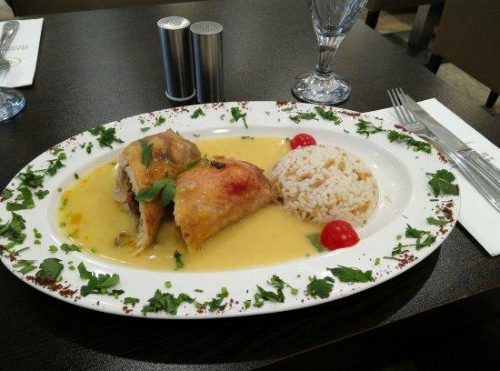 Plat du jour photo de elys es ottoman paris tripadvisor for Site cuisine turque