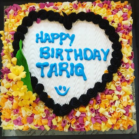 Swell Happy Birthday Cake Picture Of Dubai Limousine Tripadvisor Funny Birthday Cards Online Inifodamsfinfo