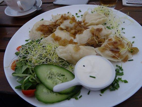 Restauracja Konspira: Yummi traditional pierogi