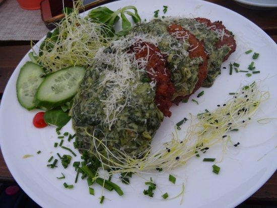 Restauracja Konspira: Food