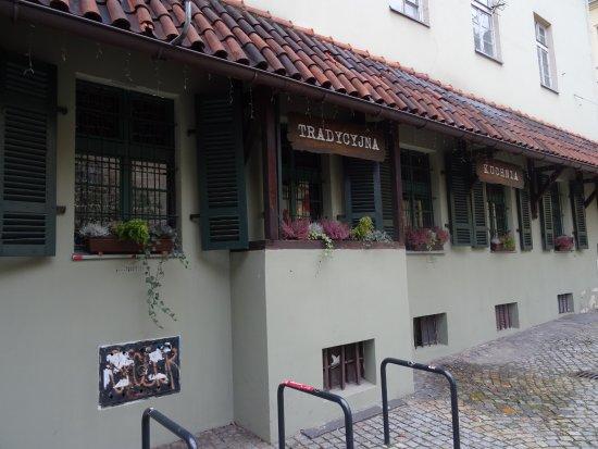 Restauracja Konspira: Exterior