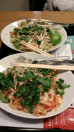 Awesome padthai and variations