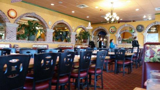 Hacienda Del Sol: A good size restaurant