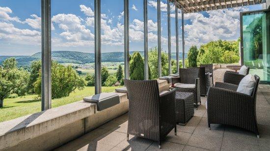 Hausen ob Verena, Alemania: Terrassenlounge