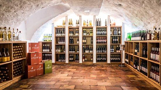 Hausen ob Verena, Alemania: Weinkeller