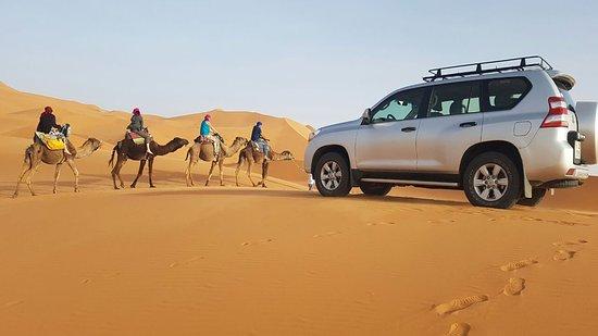 Desert Espace