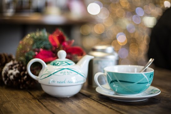 Bar Olimpico Re Sole: Sala da tè, tisane, infusi