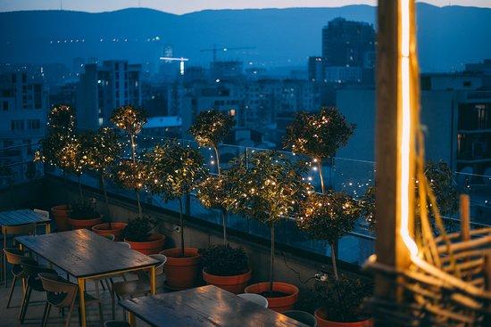 Terrace foto di bina n37 tbilisi tripadvisor for 44 the terrace