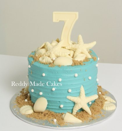 Swell 1St Birthday Naked Cake Picture Of Reddy Made Cakes Abbotsford Funny Birthday Cards Online Aeocydamsfinfo