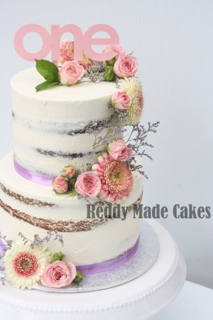 Miraculous 1St Birthday Naked Cake Picture Of Reddy Made Cakes Abbotsford Funny Birthday Cards Online Alyptdamsfinfo