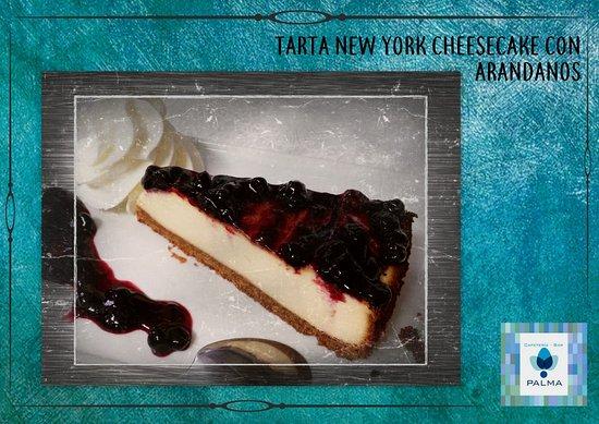 Benaojan, Spain: Cheesecake