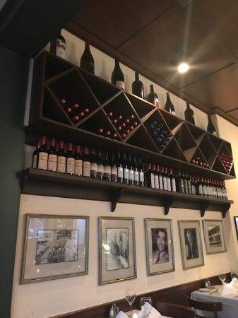 Ca' Dario Ristorante Italiano: Vino