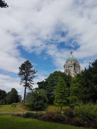Ashton Memorial in Williamson Park