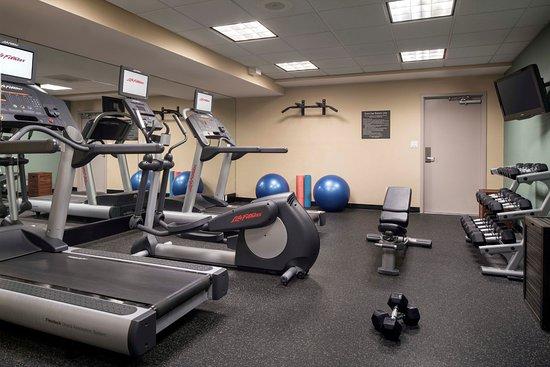 Residence Inn by Marriott San Diego Del Mar : Fitness Center
