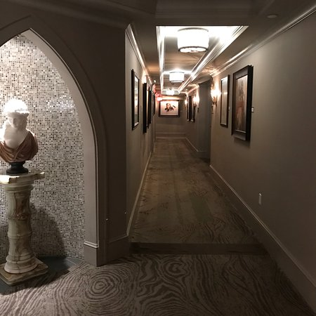 Grand Bohemian Hotel Asheville, Autograph Collection : Our stay during December