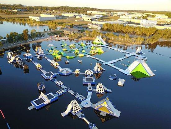 BLAST Aqua Park Coolum