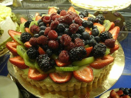 Whole Foods La Jolla Cake