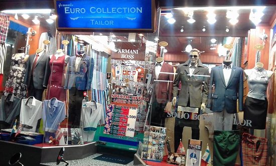 Euro Collection Tailor
