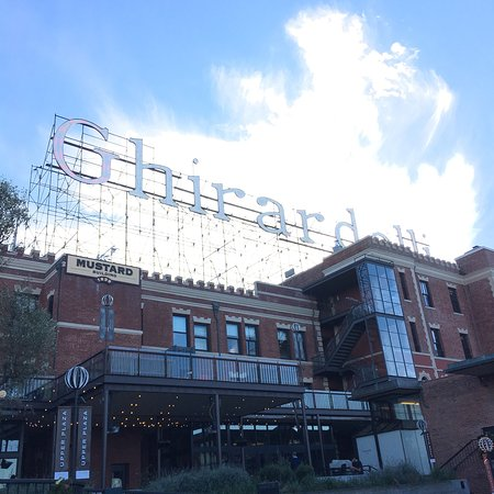Ghirardelli Ice Cream & Chocolate Shop Photo