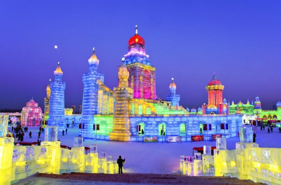 4-Day Harbin City Private Tour with