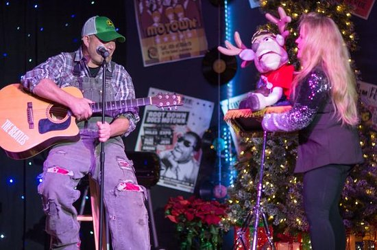 Myrtle Beach Crazy Country Christmas All-Ages Holiday Show