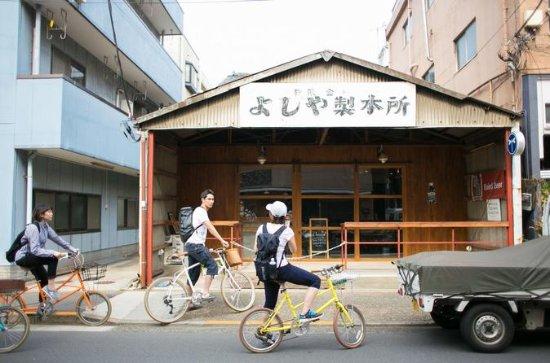 Fukagawa Edo Architecture Cycle Tour in...