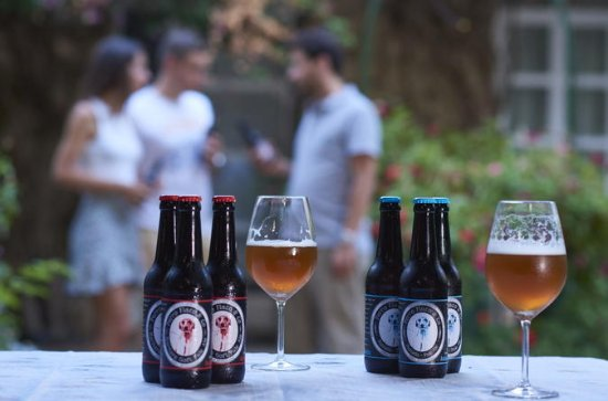 Cordoba Craft Beer Tasting and City Tour from a Local's Perspective