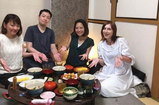 Japanese Local-Style Cookery Lesson in ...