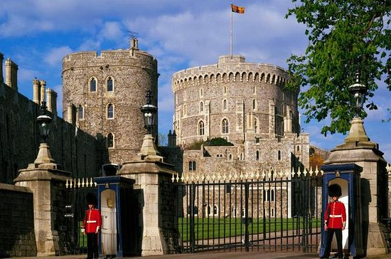 Windsor Castle and Hampton Court ...