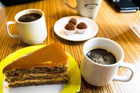 Tour privado de café en Moscú con...