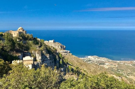 Private Tour to Erice and Segesta...