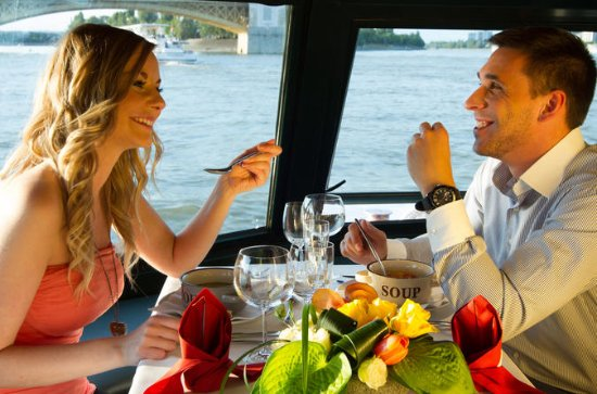 Lunch & Cruise on the Danube River