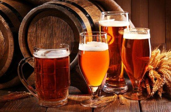 2-stündige Abend-Craft Bierverkostung...