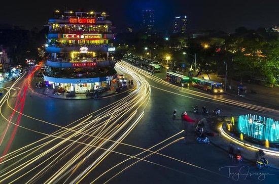 Hanoi de noche Tour