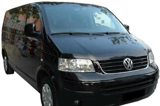 Departure Private Transfer Palermo to Palermo Airport in a Van