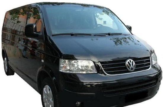 Arrival Private Transfer Palermo Airport to Palermo in a Van