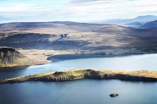 Reykjavik Ultimate Air Tour: Mt Esja, Glymur waterfall, Glaciers...