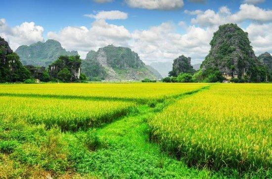 Le village de Ninh Binh Mai Chau Buoc...