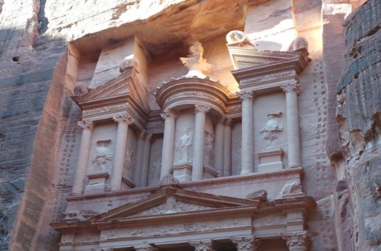 Private Petra Highlights Tour d'une...